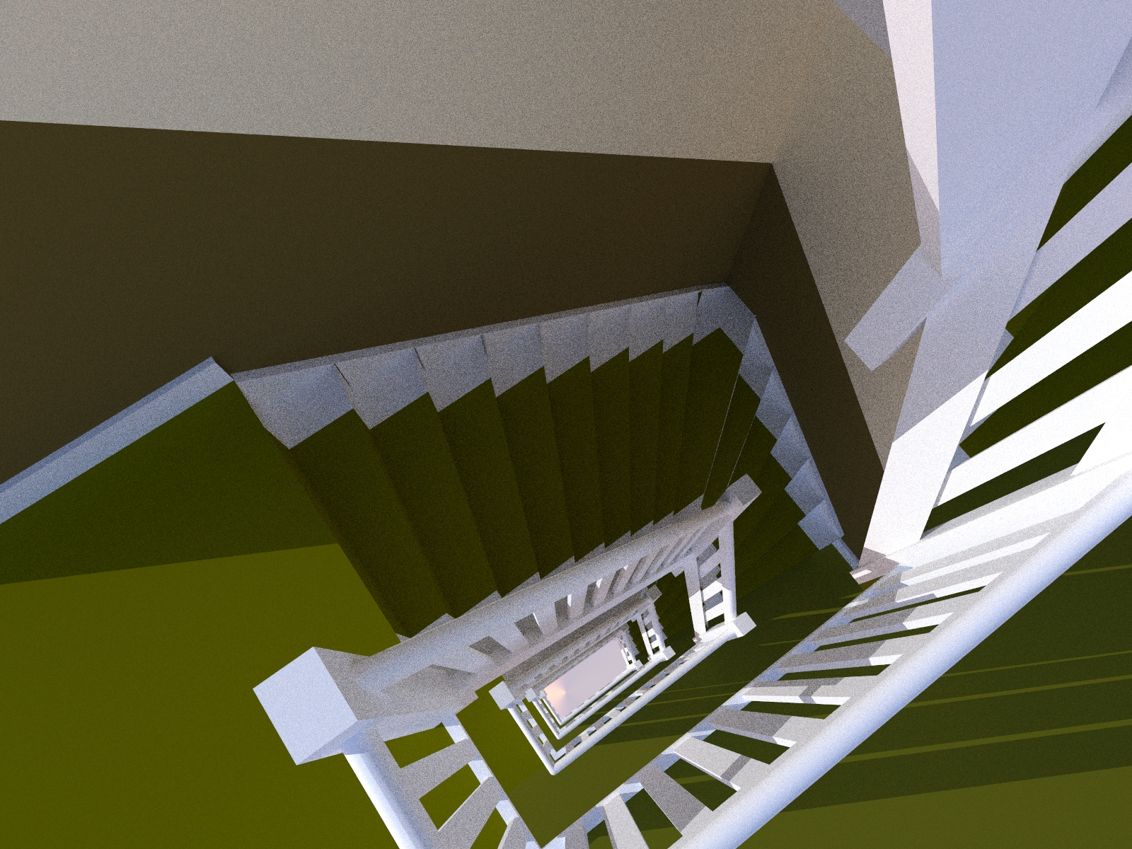 kleuradvies trappenhuis – danielmicke